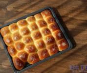 經典小甜點:教你做牛奶蜂蜜小面包