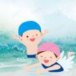 溧水区所有儿童免费游泳啦