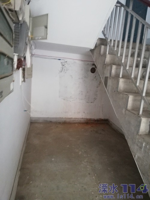 兄妹在家打洞_老小区没物业楼梯口打洞谁管