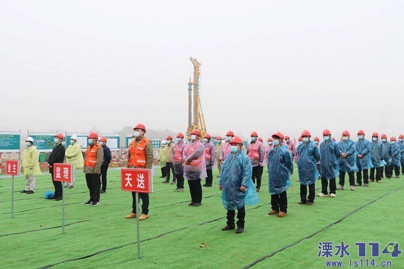 白鹤滩—江苏800千伏特高压工程开工