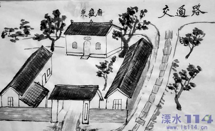 溧水的东岳庙